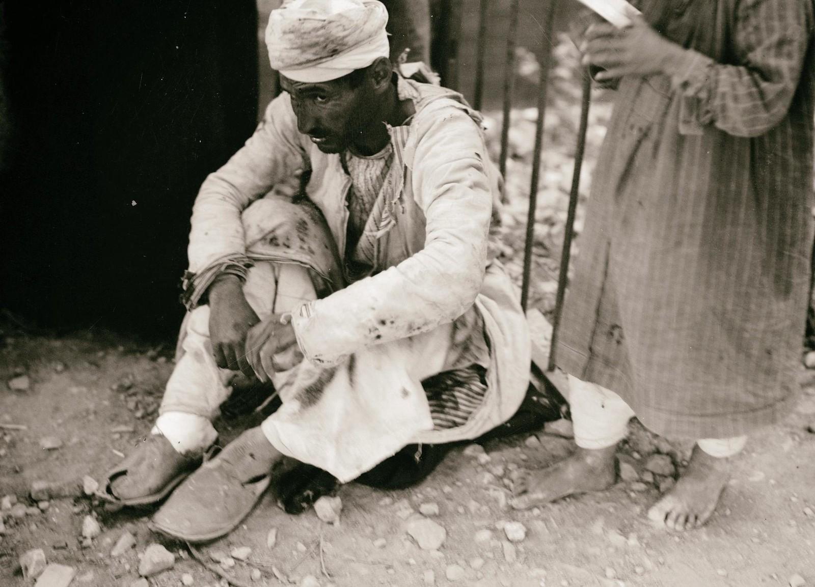 14. 1938. Нападение на арабский автобус 4 июля. Один пострадавший тяжело ранен
