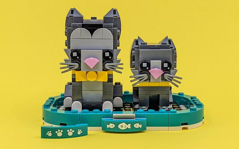 LEGO BrickHeadz Pets Review