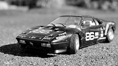 Black Ferrari (023/365)