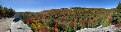 landscape nature hiking panoramic