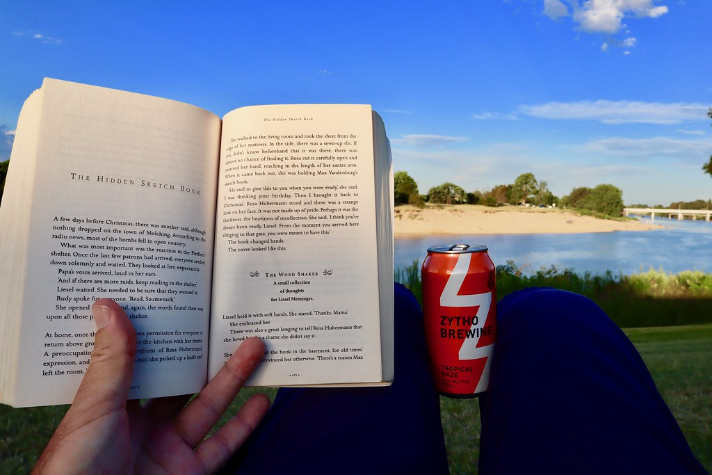book and beer 2