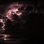 28. Veebruar 2019 - 11:38 - Nightstorm, seen from Stokes Hill Wharf, Darwin, Northern Territory, Australia