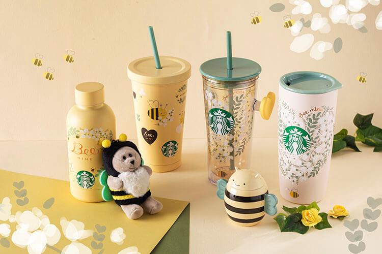 Koleksi Tambang Lebah Starbucks