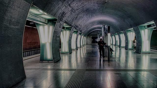 Metro station (HSS)