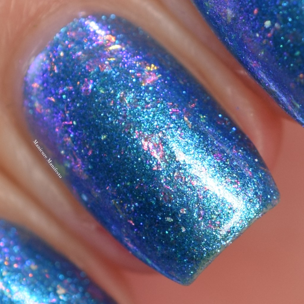 Paint It Pretty Polish Wake Me Up When It's Summer swatch