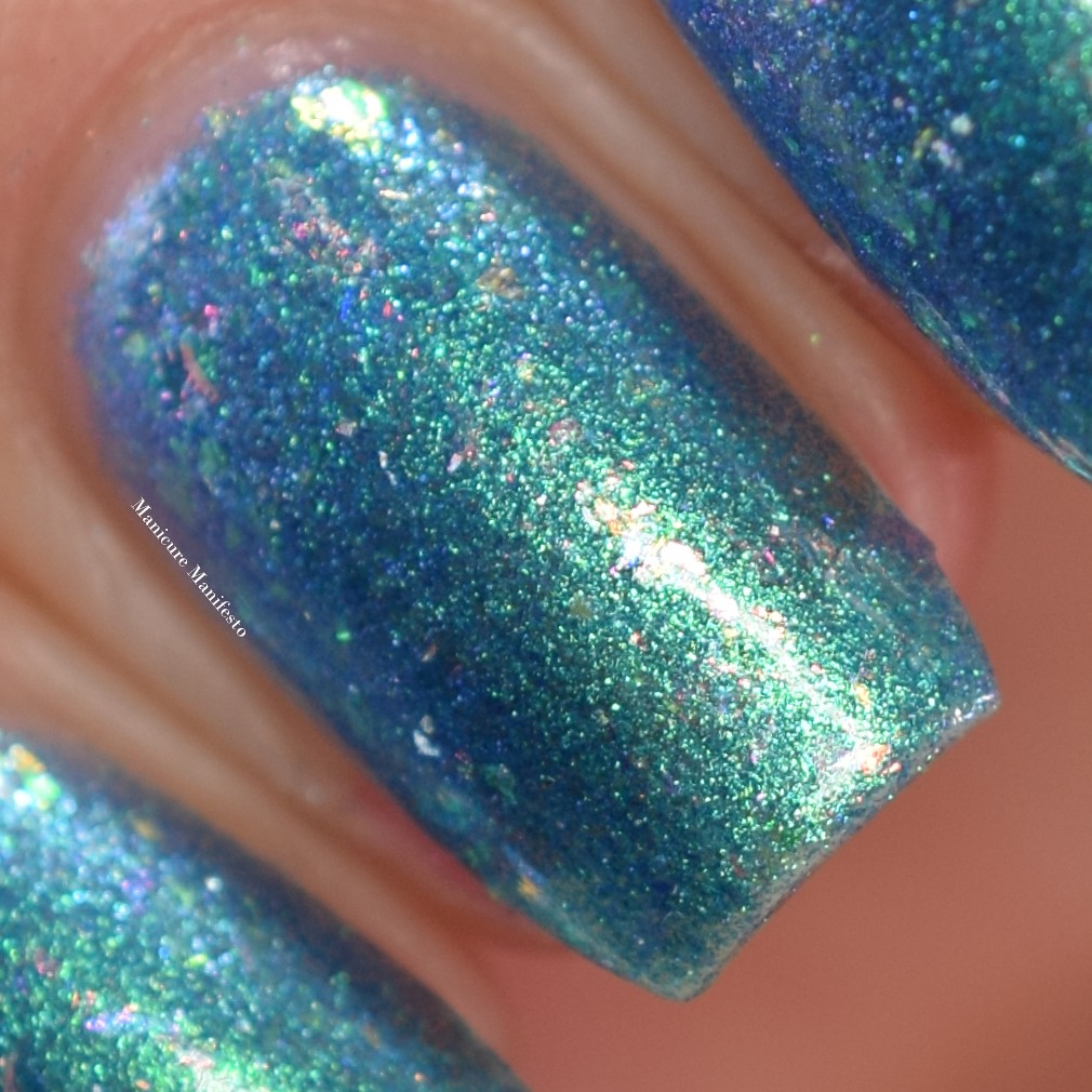Paint It Pretty Polish I Wasn't Made For Winter swatch