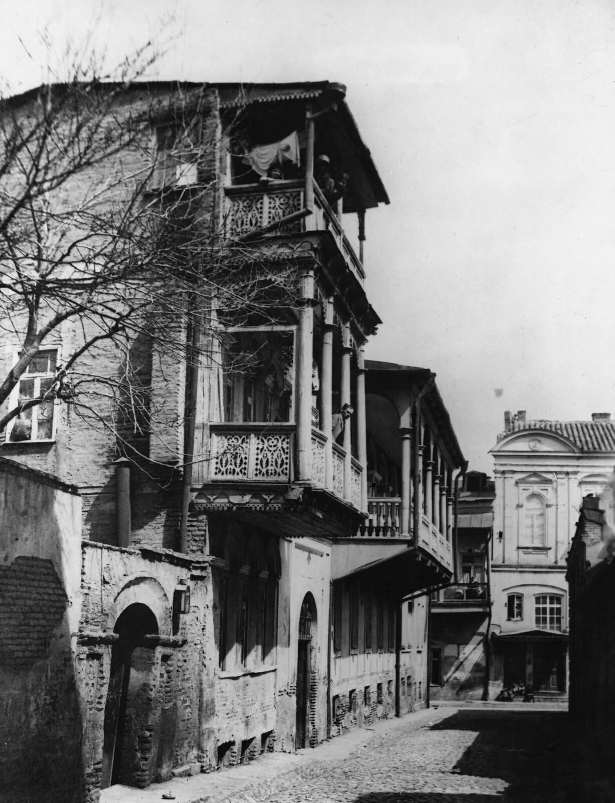 Улица в Татарском квартале