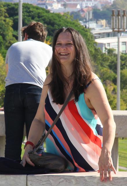 Lisbon 2019 - Beautiful Lisa - Parque Eduardo VII, Sao Sebastiao da Pedreira