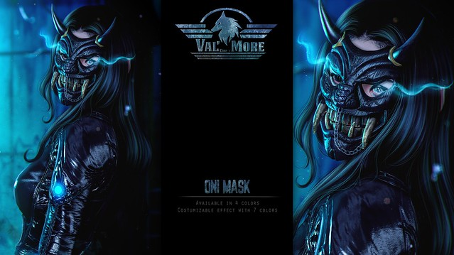 [Val'More] Oni Mask @Warehouse