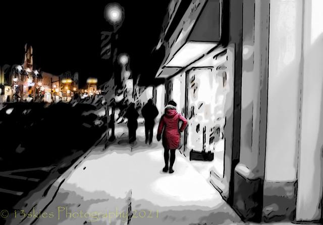 The Late Night Walk (HSS)