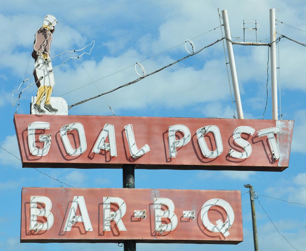 Goal Post Bar-B-Q