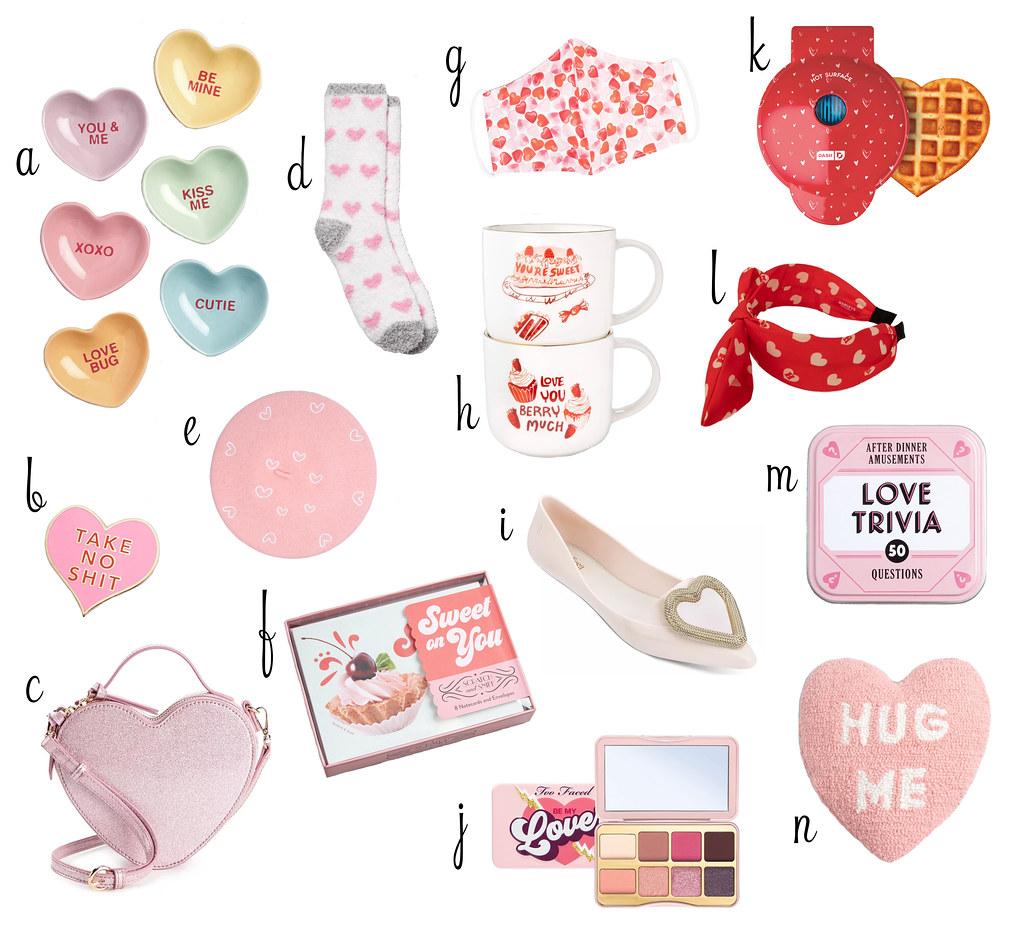 friday favorites valentine's day