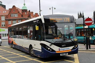 Stagecoach North East: 26071 / SN66 WMD