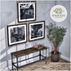 DD Birlea Console Table Set Ad