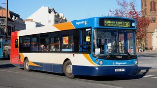 Stagecoach: 22062 NK54BFF MAN 18.220/Alexander