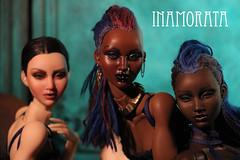 Blue Lingerie Collection