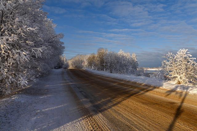 У озера Песьво в Удомле Тверской области. Россия