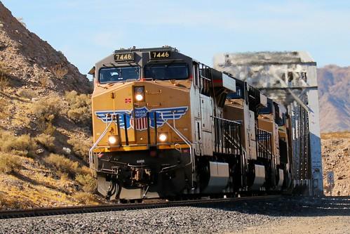 Union Pacific #7446