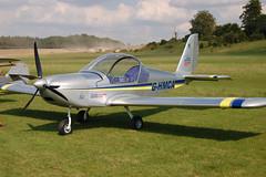 G-HMCA Evektor EV-97 [2009-3321] Popham 090809