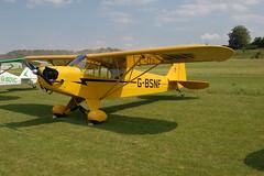 G-BSNF Piper J-3C-65 [3070] Popham 090809