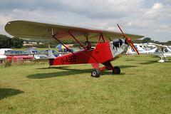G-ASEB Luton LA-4A [PAL1149] Popham 090809