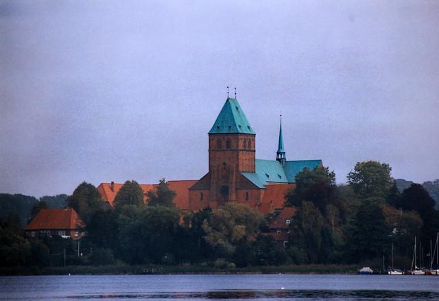 Ratzeburg 1996 (01) Dominsel