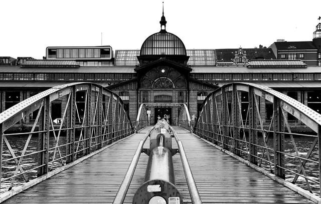 Anlegerbrücke Fischmarkt
