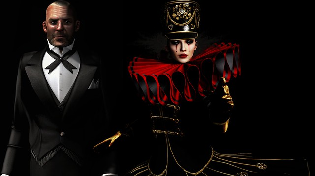 Dark Circus: The Act