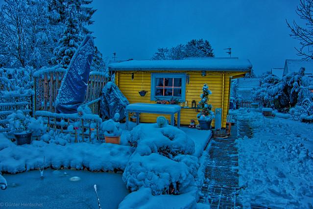 Der Winter der an einem Sonntag war!