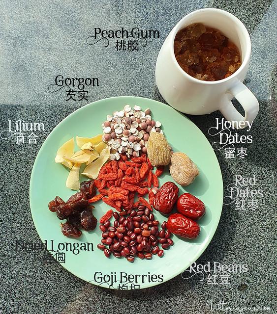 Morning (1) - Ingredients