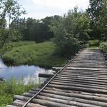 Bridge over Kriauna River, 22.06.2020.