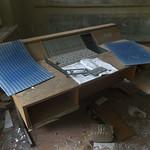 Inside former Samaniai Primary School, 23.06.2020.