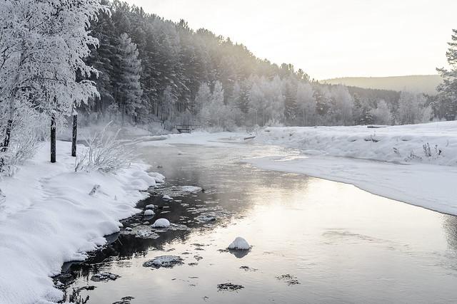Kitoy in Siberia