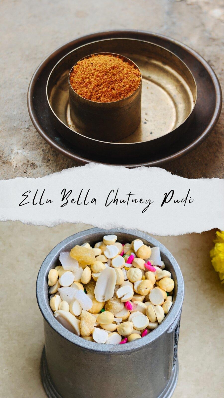 Ellu Bella Chutney Pudi