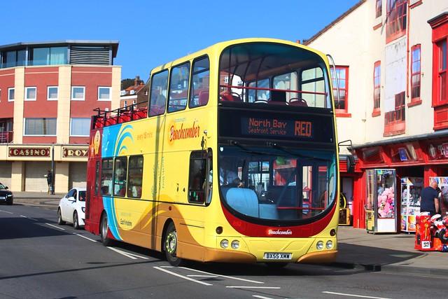 East Yorkshire 892 / BX55 XMW