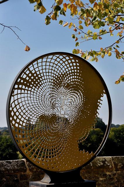 Fougères (Ille-et-Vilaine) -  Jardin public -