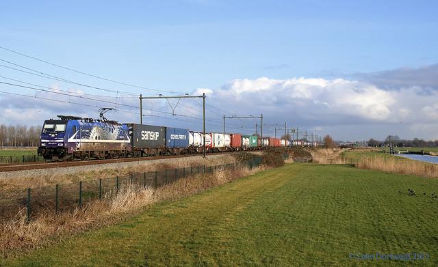 RTBC 186 423, Moordrecht