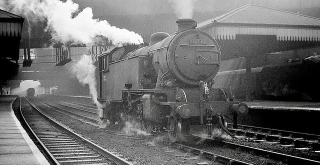 Great Central Railway Nottingham December 1962