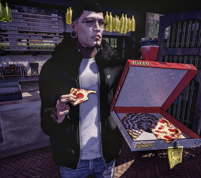 #21 : Pizza Time