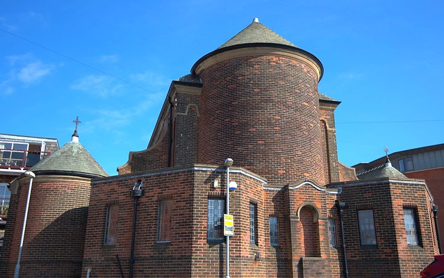 Our Lady of Victories, Chapel Street/East Cliff, Preston