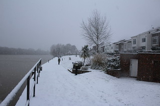 Chiswick snow | by RachelC