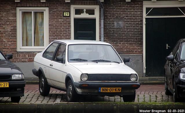 Volkswagen Polo Classic 1985