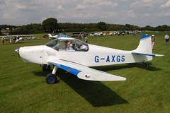 G-AXGS Rollason Condor D62B [RAE638] Popham 090809