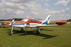 N4173T Cessna 320D [320D-0073] Popham 090809