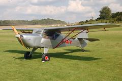 G-RAFV Avid Speed Wing [PFA 189-11738] Popham 090809