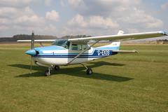 G-EKOS Reims-Cessna FR.182 [0017] Popham 090809