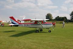 G-DENC Reims-Cessna F.150G [0107] Popham 090809