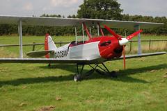 G-CCBW Tiger Cub Developments RL-5A-LW [PFA 237-13002] Popham 090809