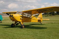 G-BLMP Piper PA-17 [17-193] Popham 090809