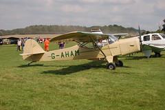 G-AHAM Auster J-1 [1885] Popham 090809